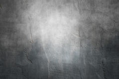 Black and white texture. Close up of a plastered wall with added texture layer process Stock Photo