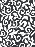 Black and white texture royalty free illustration