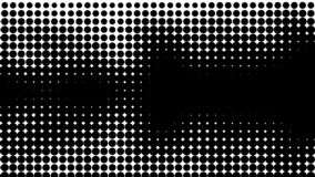 Black and White texture . Hypnosis halftone psychedelic art . Graphic trendy syntwave background. Black and White texture element . Hypnosis halftone psychedelic vector illustration