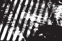 Black and white texture. Grunge black and white texture. Universal background for your design Stock Photos