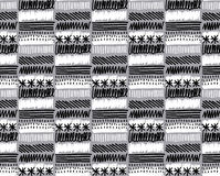 Black and white texture Royalty Free Stock Photography