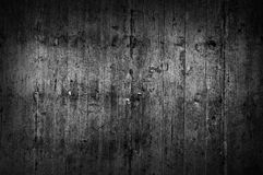Black and white texture of modern gray concrete wall background Royalty Free Stock Image