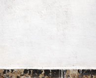 Black and white texture wall Royalty Free Stock Image