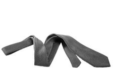 Black and White Tie Royalty Free Stock Image