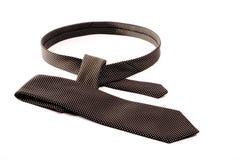 Black and White Tie Stock Photos