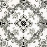 Black & White Tile Stock Photos