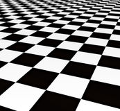 Black and white tiles Royalty Free Stock Photos