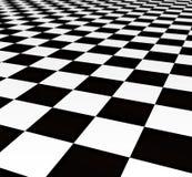 Black and white tiles Royalty Free Stock Photos
