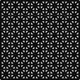 Black And White Triangle Web Net Pattern Vector Royalty Free Stock Photography