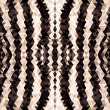 Black and white tribal vector Stock Photography