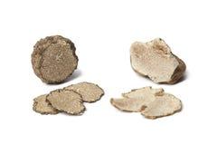 Black and white truffle Royalty Free Stock Image