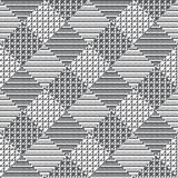 Black and white vector background Royalty Free Stock Photography