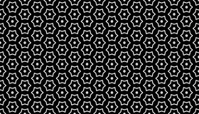 Geometrical box and star seamless pattern design royalty free stock images