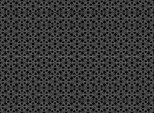 Geometrical line seamless pattern design Royalty Free Stock Images