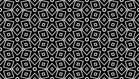 Geometrical box and star seamless pattern design royalty free stock photography