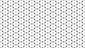 Geometrical flower seamless pattern design Stock Photos
