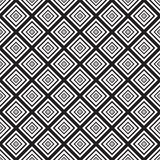 Abstract vector seamless pattern. Stock Photography