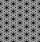 Black and white vector seamless repeat pattern and  abstract background image. Black and white vector seamless repeat pattern and abstract background  image Royalty Free Stock Image