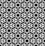 Black and white vector seamless repeat pattern and  abstract background image. Black and white vector seamless repeat pattern and abstract background  image Royalty Free Stock Photography