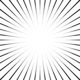 Black and white vector striped with shine - abstract background.  Stock Images