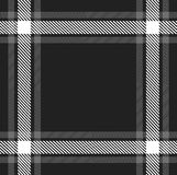 Black and white vintage seamless pattern Stock Images