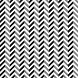Black and white vintage style zigzag pattern Royalty Free Stock Images