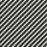 Black and White Weave. For use as a background Stock Photo
