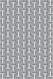 Black-white wicker background Royalty Free Stock Images