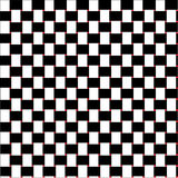 Black and white wicker background with red dotted Royalty Free Stock Photo
