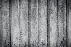 Black and white wood background wall royalty free stock images