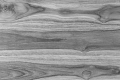 Black and white wood texture Royalty Free Stock Photos