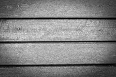 Black and White Wood Texture for Background. Royalty Free Stock Photo