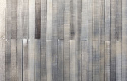Black and white wood texture background old panels Royalty Free Stock Image