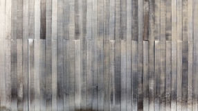 Black and white wood texture background old panels Royalty Free Stock Photos