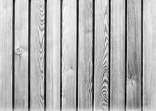 Black and white wooden plank Royalty Free Stock Images