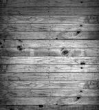 Black and white of wooden textures background. Royalty Free Stock Photo