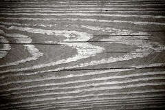 Black and White Woodgrain Texture Stock Photos