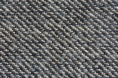 Black and white wool texture Stock Image