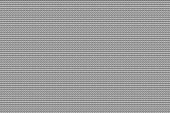Black and White Zigzag Background Royalty Free Stock Photos
