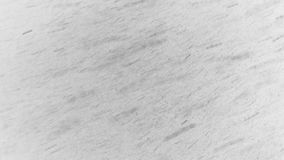 Black why and gray particles falling. Black and white dusty sky particles falling from the gray sky in a hazard danger nature environment stock footage