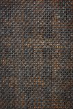 Black wicker texture Royalty Free Stock Photography