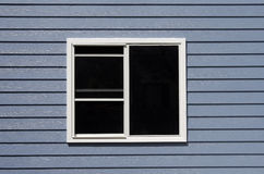 Black Window Stock Image