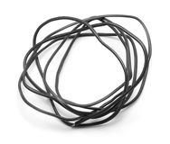 Black wire Royalty Free Stock Photo