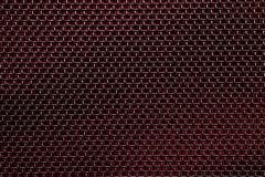 Black wire fabrick Royalty Free Stock Photo