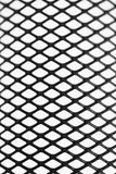 Black wire mesh pattern Stock Photo