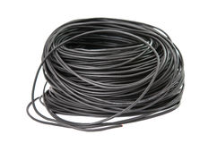 Black wire Stock Photos