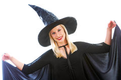 Black witch Stock Photography