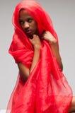 Black woman Royalty Free Stock Photography