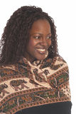 Black woman Royalty Free Stock Photo
