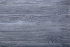 Black wood background horizontal view from above.  Stock Photo